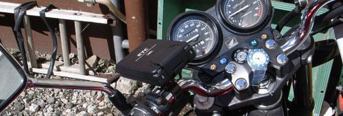 二輪用ETC車載器