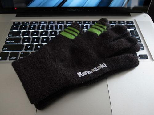 Kawasaki 手袋