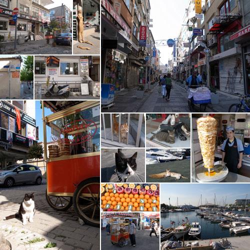 イスタンブール散歩